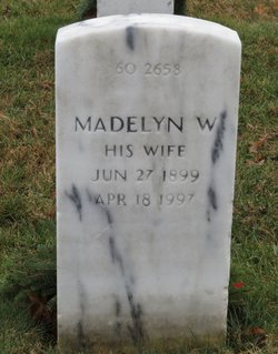 Madelyn W Collier