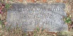 Samuel Jackson Boyles