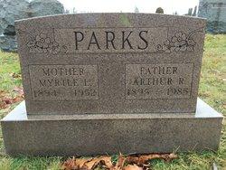 Arthur Raymond Parks