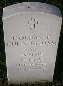 Gordan C Cunningham