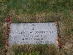 Vincent W D'Ortona