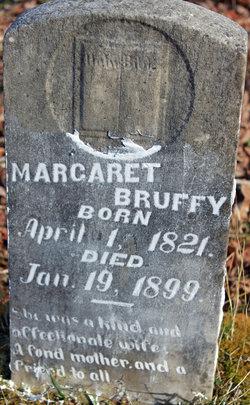 Margaret Ann <I>Hartman</I> Bruffy
