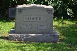 Helen P <I>Collins</I> Bowers