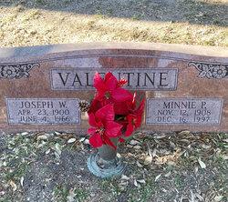 Joseph Wilfred Valentine, Sr