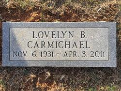 Lovelyn Violett <I>Bolt</I> Carmichael