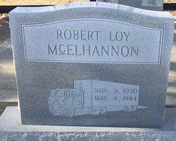 Robert Loy McElhannon
