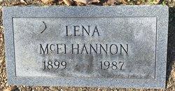Lena McElhannon