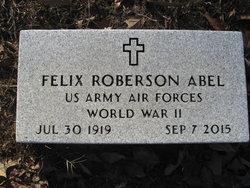 Felix Roberson Abel