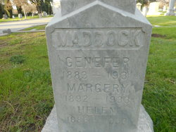 Margery Maddock