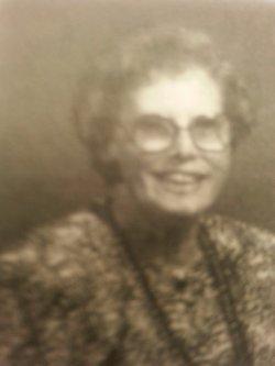 Mrs Dorothy <I>Rouse</I> Parker