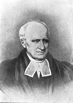 Rev Walter Dulany Addison