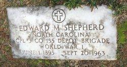 Edward Marmaduke Shepherd