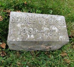 George W Peuser