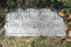 James P. Vanderschaaf