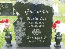 Maria <I>Luz</I> Guzman