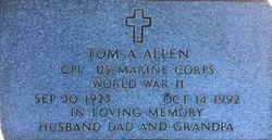Tom A Allen