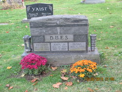 John R Dues, Jr