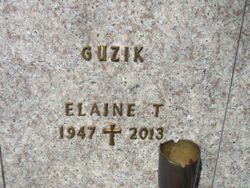 Elaine T Guzik