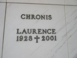 Laurence Chronis