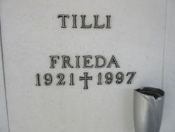 Frieda Tilli