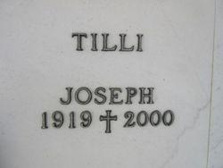 Joseph Tilli