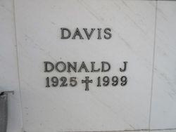 Donald J Davis