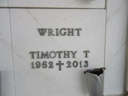 Timothy T Wright