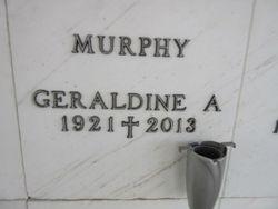 """Geraldine A """"Gerry"""" Murphy"""