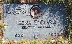 Leona E. Clark