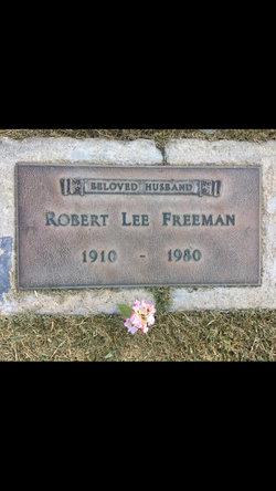 Robert Lee Freeman