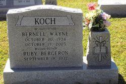Bernell Wayne Koch