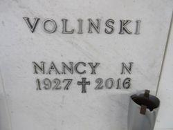 Nancy N Volinski