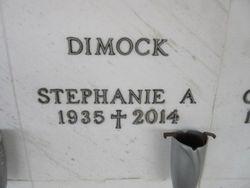 Stephanie A Dimock