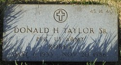 Donald H. Taylor, Sr