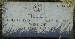Tillie J Finch