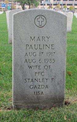Mary Pauline Gazda