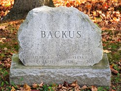 Arthur E. Backus