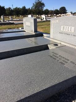 Ellen Virginia <I>Outler</I> Hill