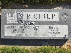 Reed Lewis Rigtrup