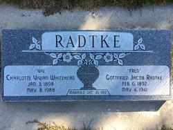 Gottfried Jacob Radtke