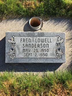 Fred Lowell Sanderson