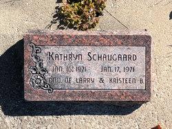 Katherine Schaugaard