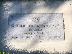 Welbourne K Johnson