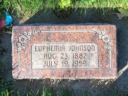 Euphemia Johnson