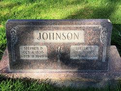 Luella Eliza <I>Curtis</I> Johnson