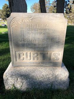 Alphus Gardner Curtis