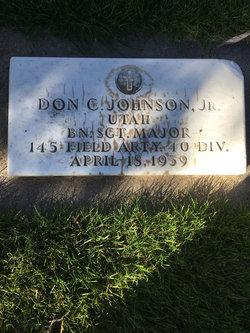 Don Carlos Johnson, Jr