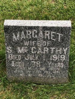 Margaret <I>Stoffel</I> McCarthy