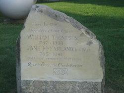 Thompson Family Cemetery