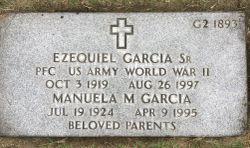 Ezequiel Garcia, Sr
